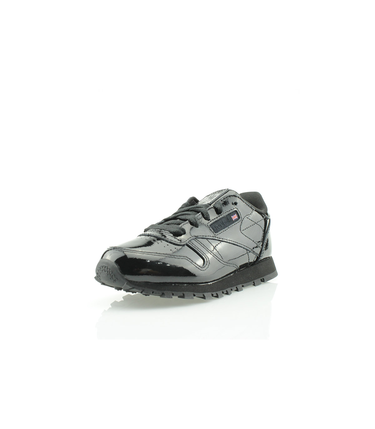 546e55086d8 Buy Reebok Classic Leather Patent Black