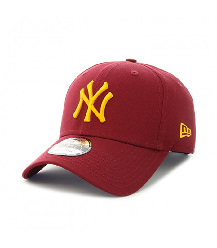 NEW ERA NEW YORK YANKEES GORRA ROJO