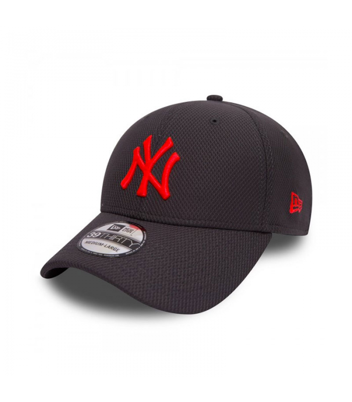 NEW ERA NEW YORK YANKEES GORRA GRIS