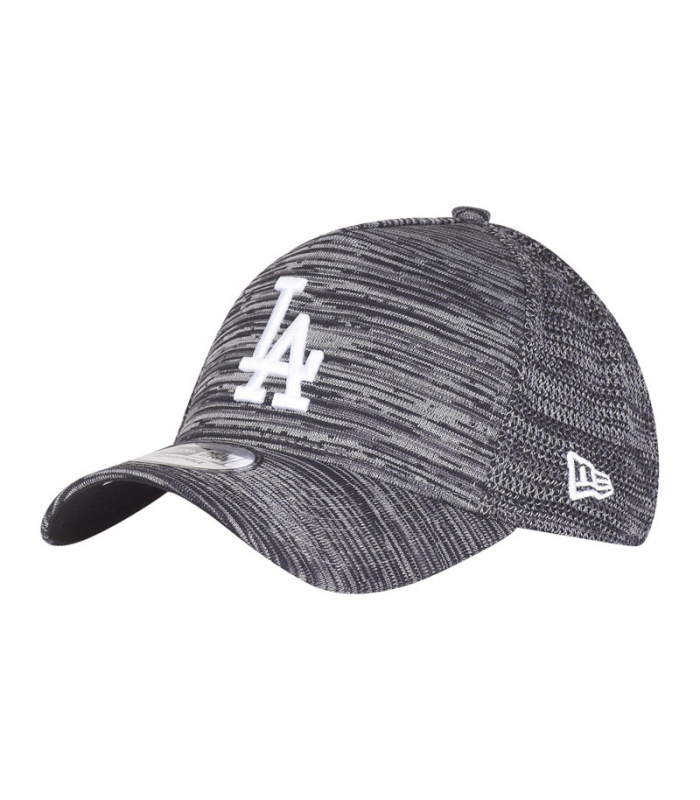 NEW ERA LOS ANGELES GORRA GRIS
