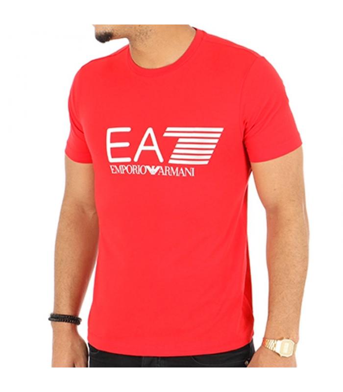 EA7 CAMISETA ROJO