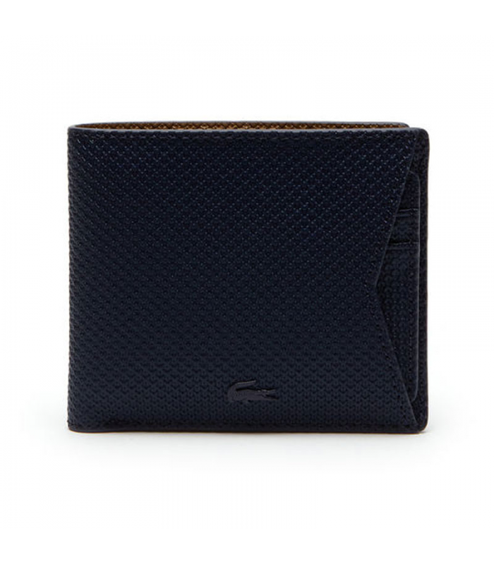 LACOSTE BILLFORD CARD HOLDER AZUL