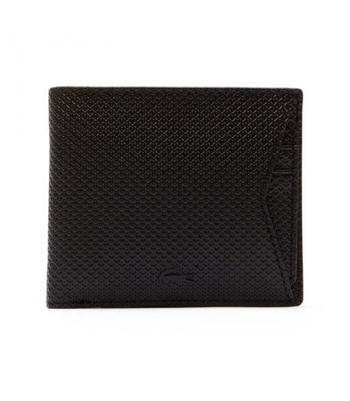 LACOSTE BILLFORD CARD HOLDER NEGRO