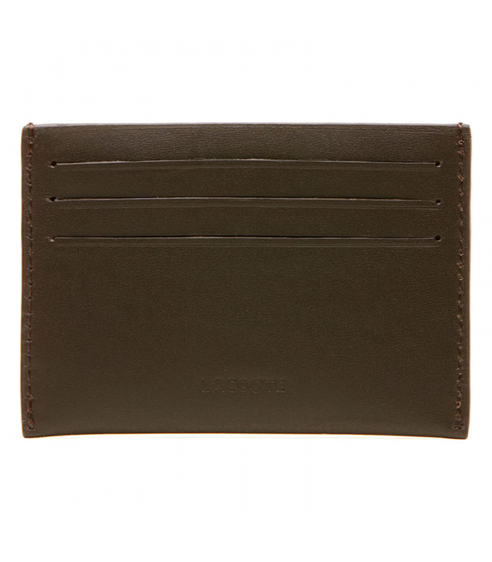 Cartera Lacoste Credit Card Holder