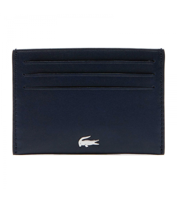 LACOSTE CREDIT CARD HOLDER AZUL