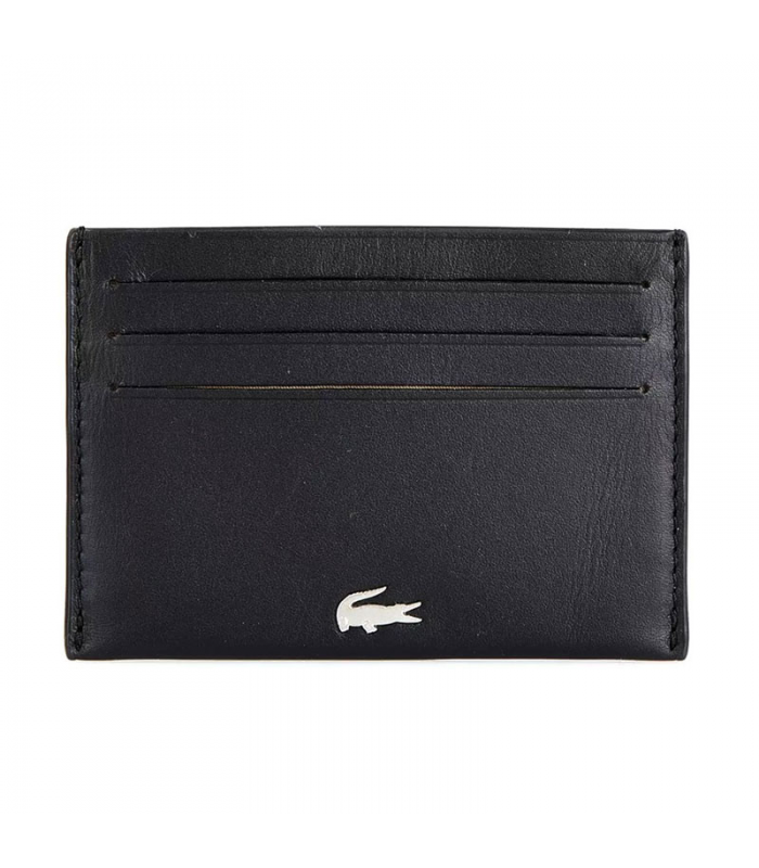LACOSTE CREDIT CARD HOLDER NEGRO