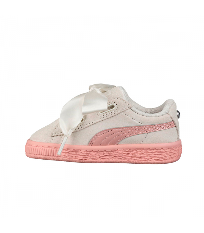 PUMA SUEDE HEARTH JEWEL PS BEIGE