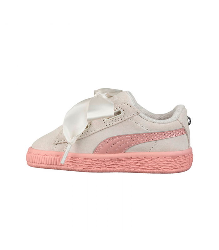 PUMA SUEDE HEARTH JEWEL INF BEIGE
