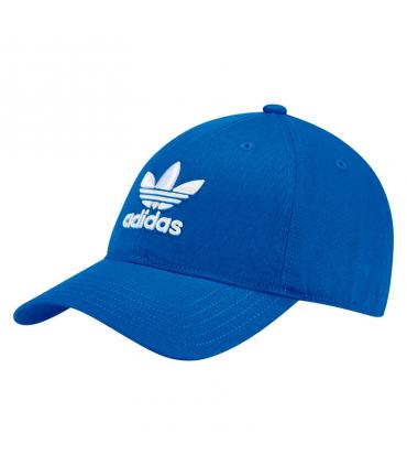 ADIDAS TREFOIL CAP AZUL