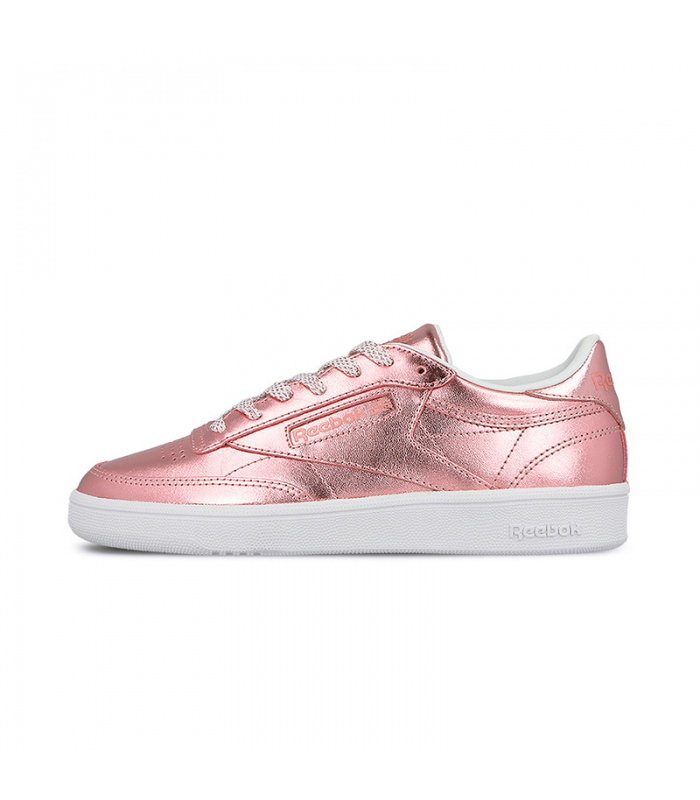 REEBOK CLUB C 85 SHINE ROSA
