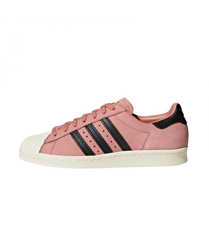 8296d1d6f ... wholesale buy adidas superstar 80s rosa 1f137 fe373