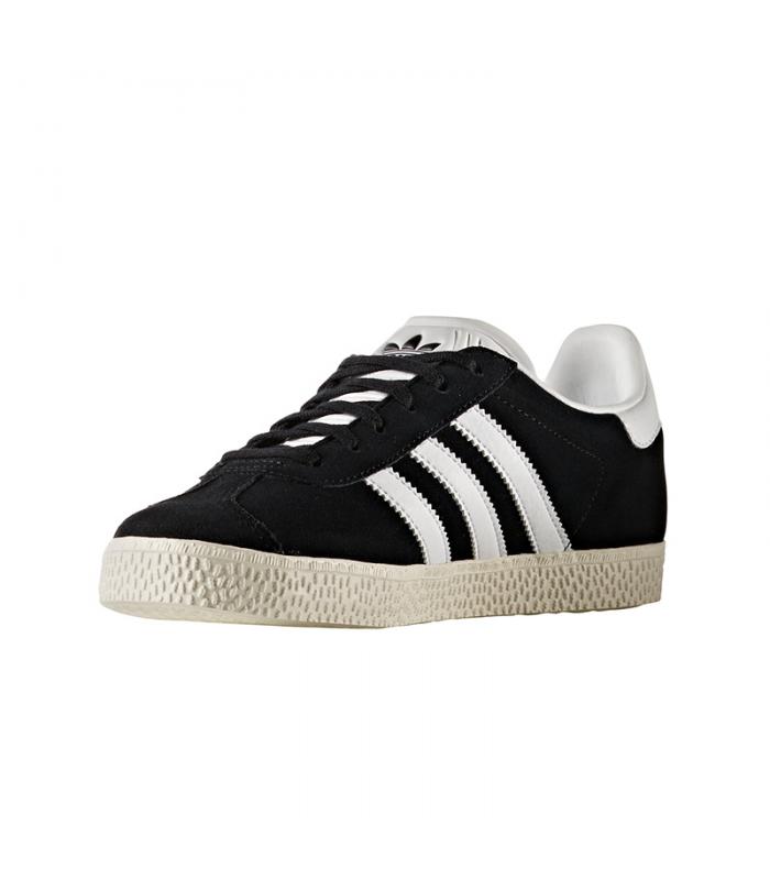 85c7554d6c Comprar Adidas Gazelle J Negro   Adidas