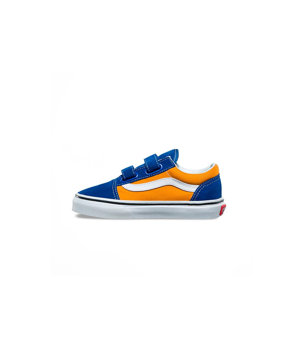 2087cf4e4 Buy Vans Old Skool V Pop Amarillo
