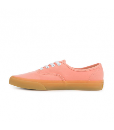VANS AUTHENTIC MUTED COLOR SALMON