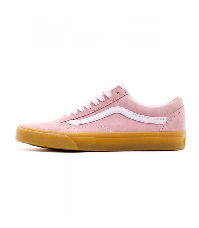 VANS OLD SKOOL DOUBLE ROSA