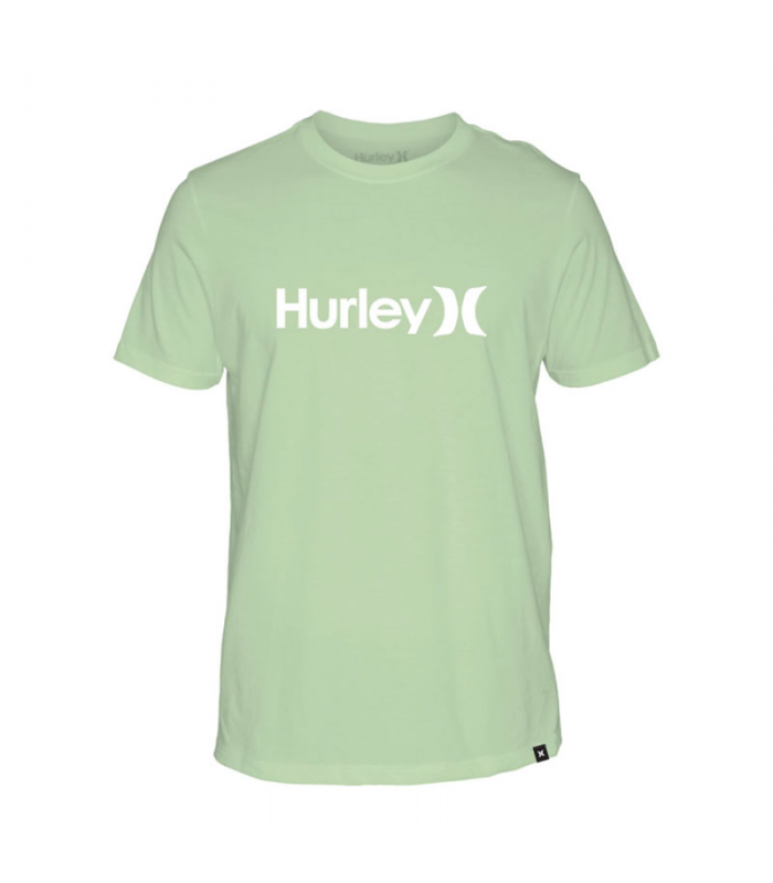 HURLEY ONE & ONLY CAMISETA VERDE