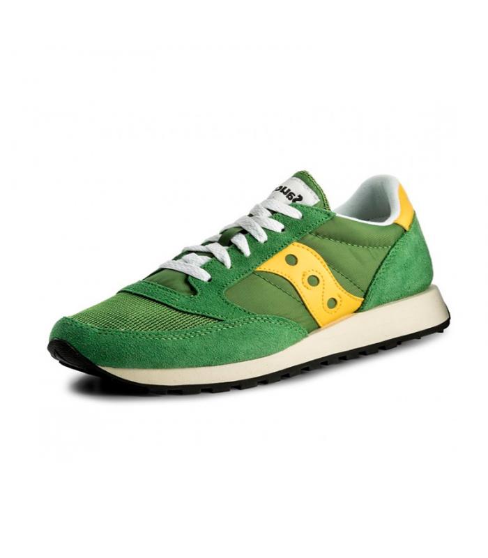 Zapatillas Saucony Jazz Original Verde