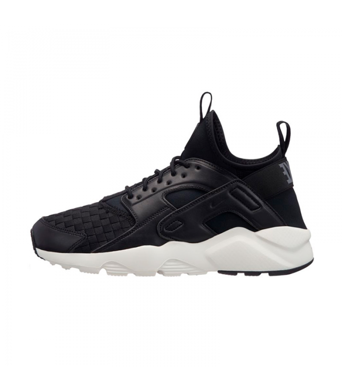 NIKE AIR HUARACHE RUN ULTRA SE NEGRO