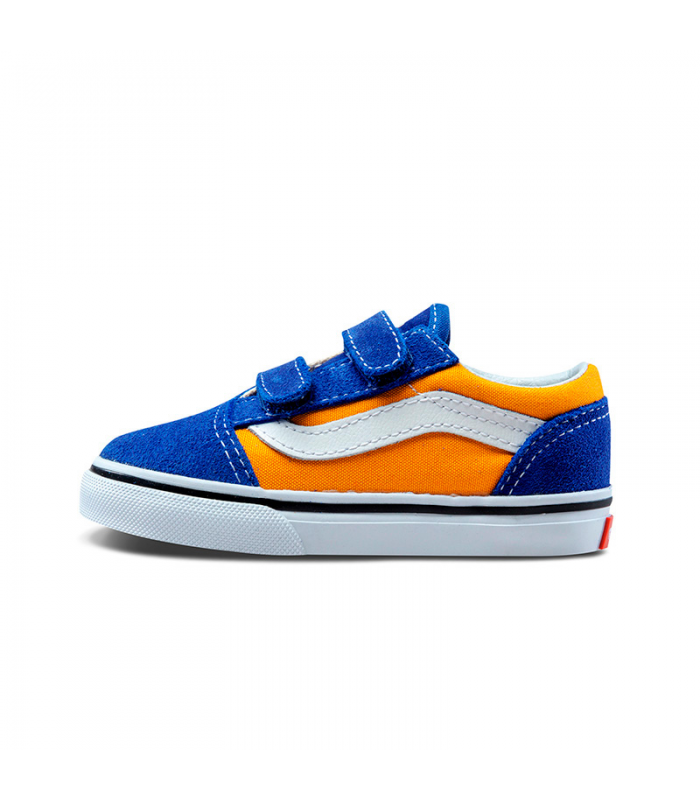 VANS OLD SKOOL V POP MOSTAZA