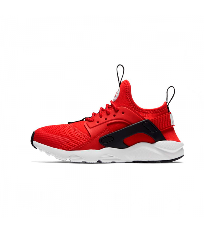 NIKE HUARACHE RUN ULTRA ROJO