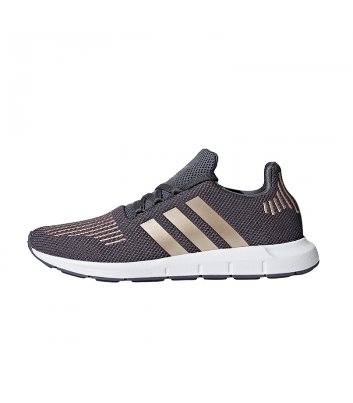 ADIDAS SWIFT RUN J GRIS