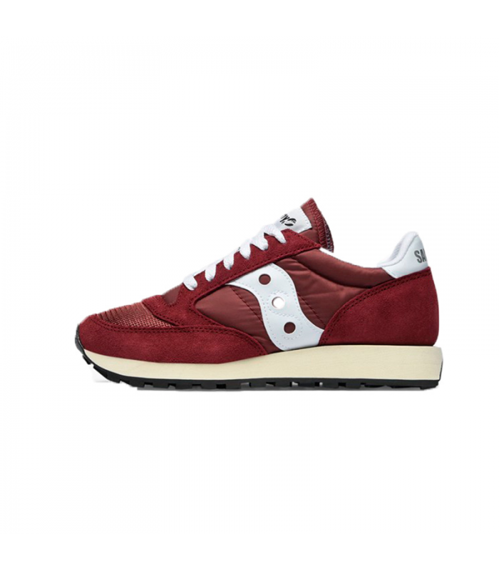 SAUCONY JAZZ ORIGINAL BURDEOS