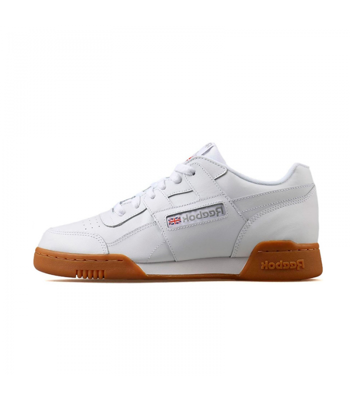 REEBOK WORKOUT PLUS BLANCO