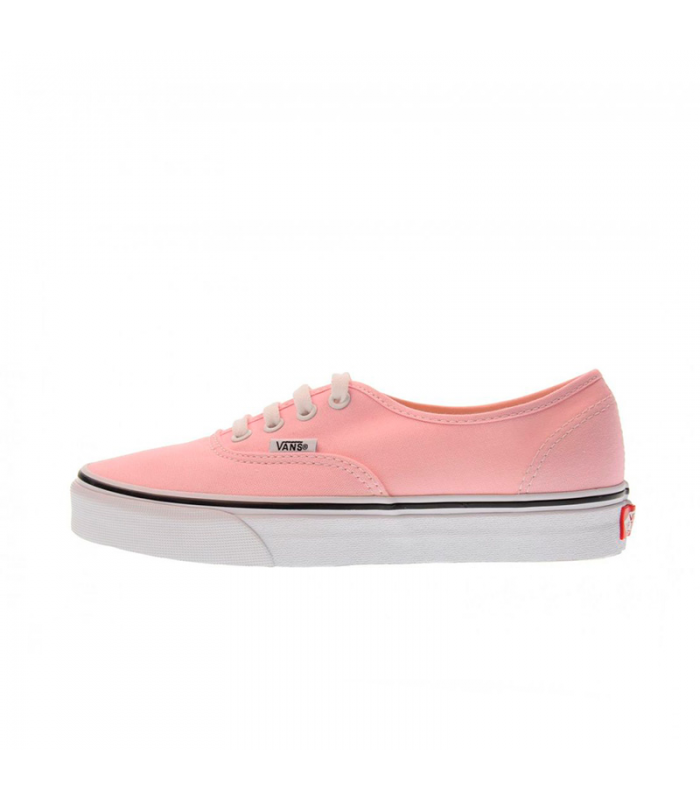 VANS AUTHENTIC MUJER ROSA