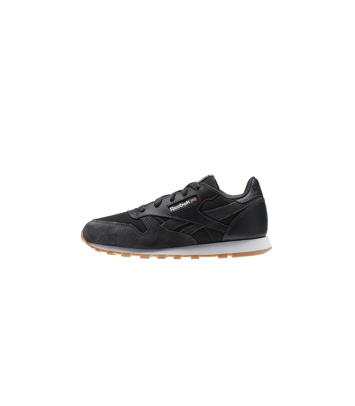 aac9e82ef Zapatillas Reebok Classic Leather Essentials