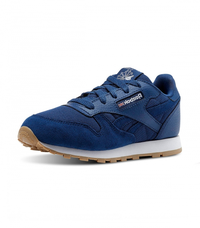 Zapatillas Reebok Classic Leather kids