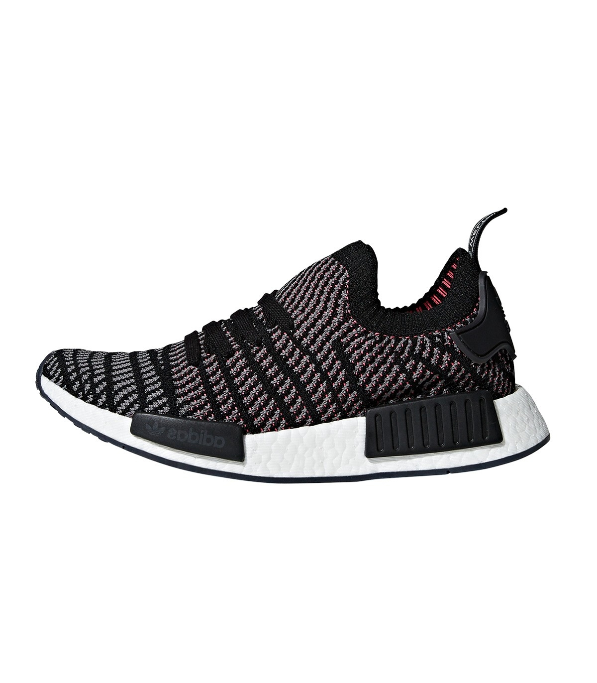 new products 986bc 5b57d Adidas Nmd R1 Stlt Pk Black