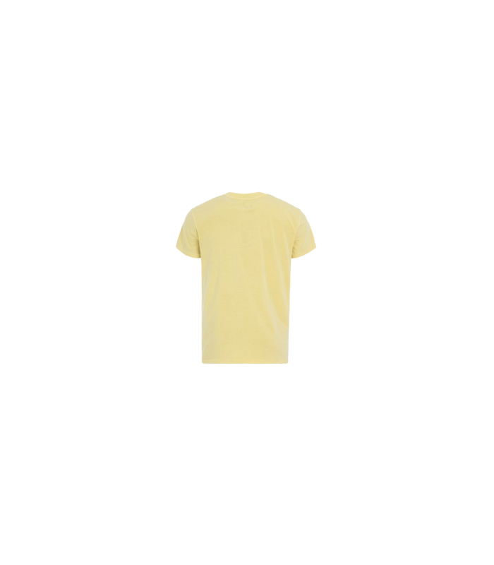 Camiseta Dc Amarilla