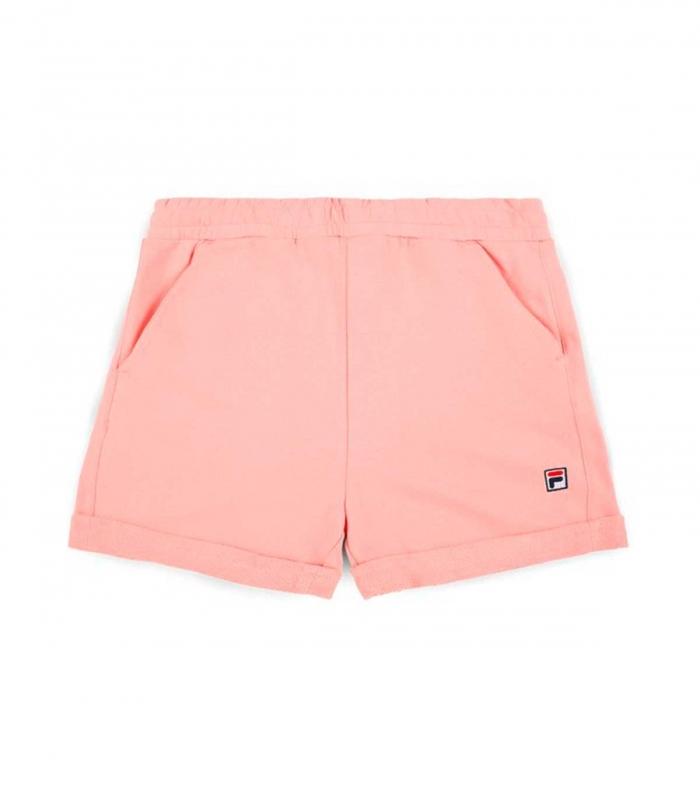 Pantalon Corto Fila Rosa