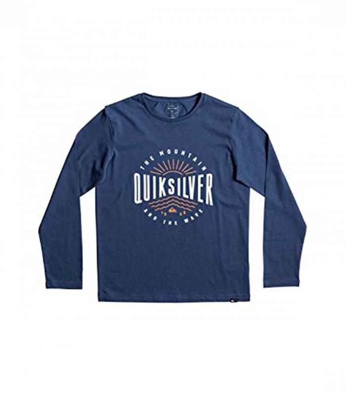 Camiseta Quiksilver Classic Mad Wave