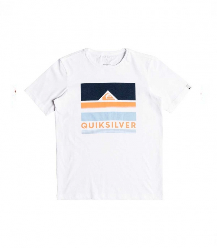 Comprar Camiseta Quiksilver Cloud Loud Places