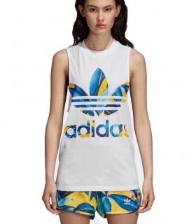 Camiseta Adidas Tank Top Trefoil