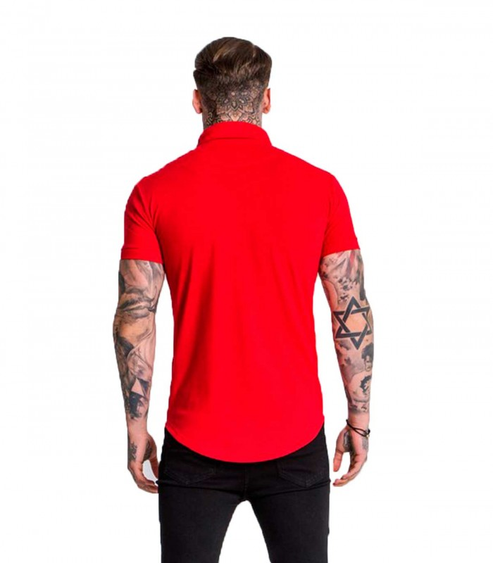Red Polo Gianni Kavanagh Core Collection
