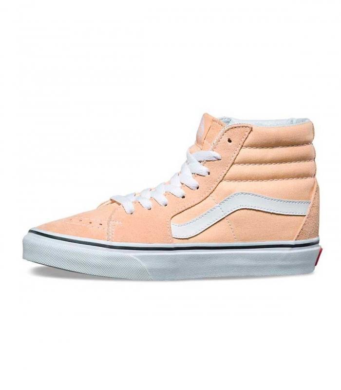 Vans Sk8-Hi Bleached Aprico