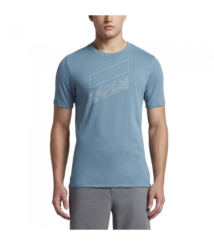 Hurley Icon Slash Hilo Camiseta