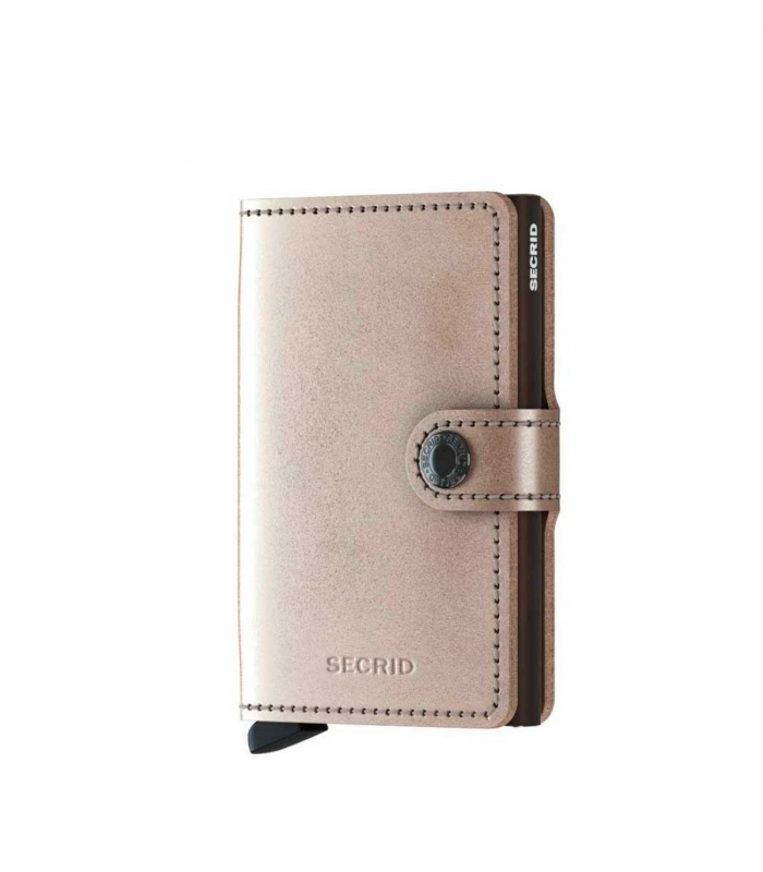 Cartera Secrid Miniwallet Metallic