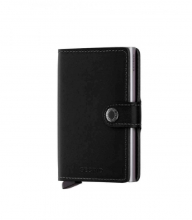 Cartera Secrid Miniwallet Original Black