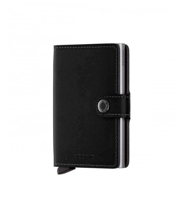 Cartera Secrid Miniwallet Original Black