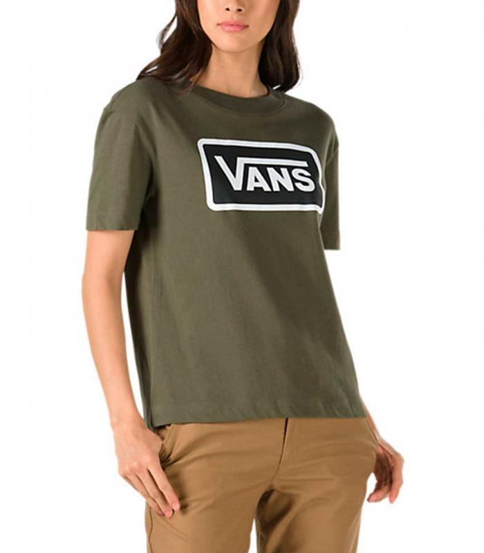 Camiseta Vans Boom Boom Boxy