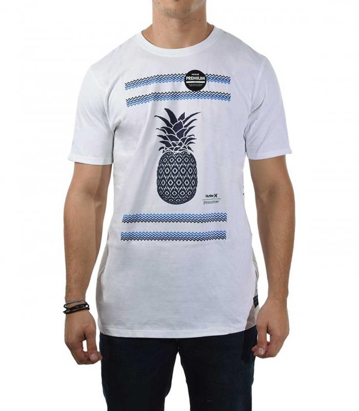 Hurley Pendleton Camiseta