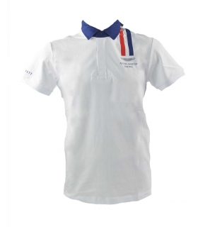 Camiseta Hackett Amr Vert Stripe