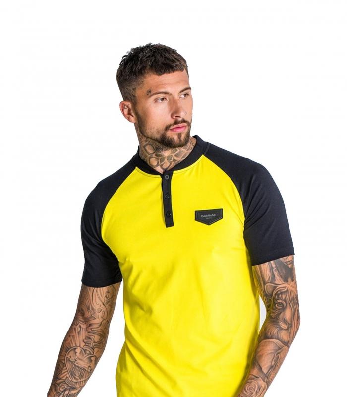 Camiseta Gianni Kavanagh Reglan Collar