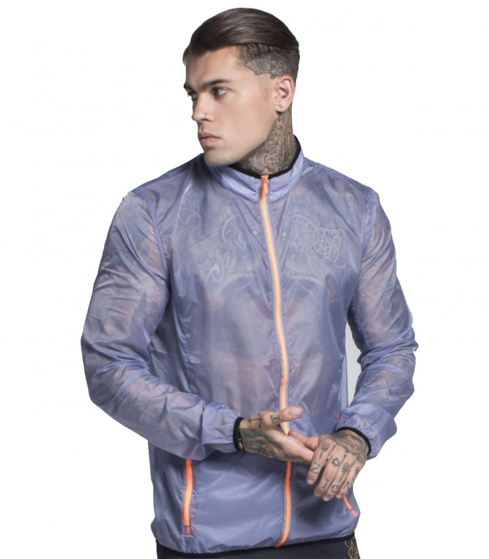 Sudadera Siksilk Acceleration Jacket
