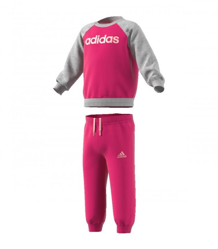 Chándal Adidas Linear Fleece