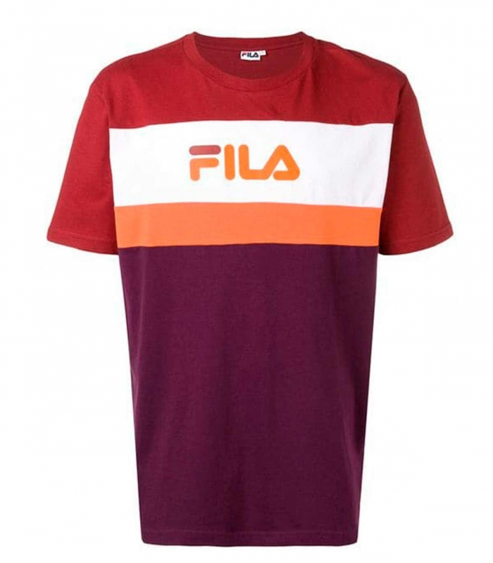 Camiseta Fila Logo Print