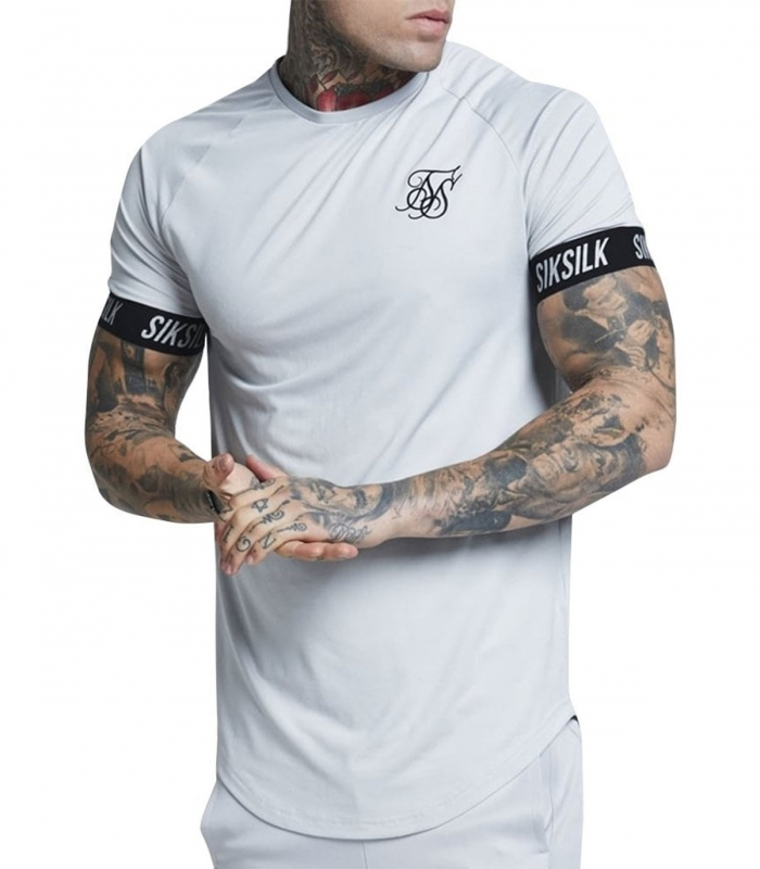Camiseta Siksilk Tech Tee